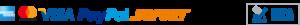 Zahlungsanbieter-Symbole